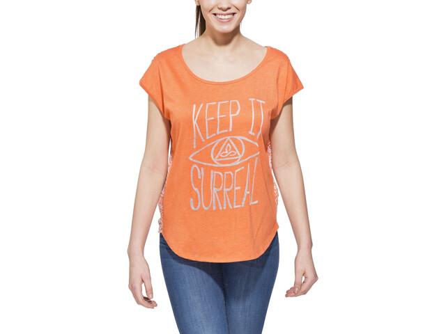 Prana Tandi T-Shirt Women, sea coral